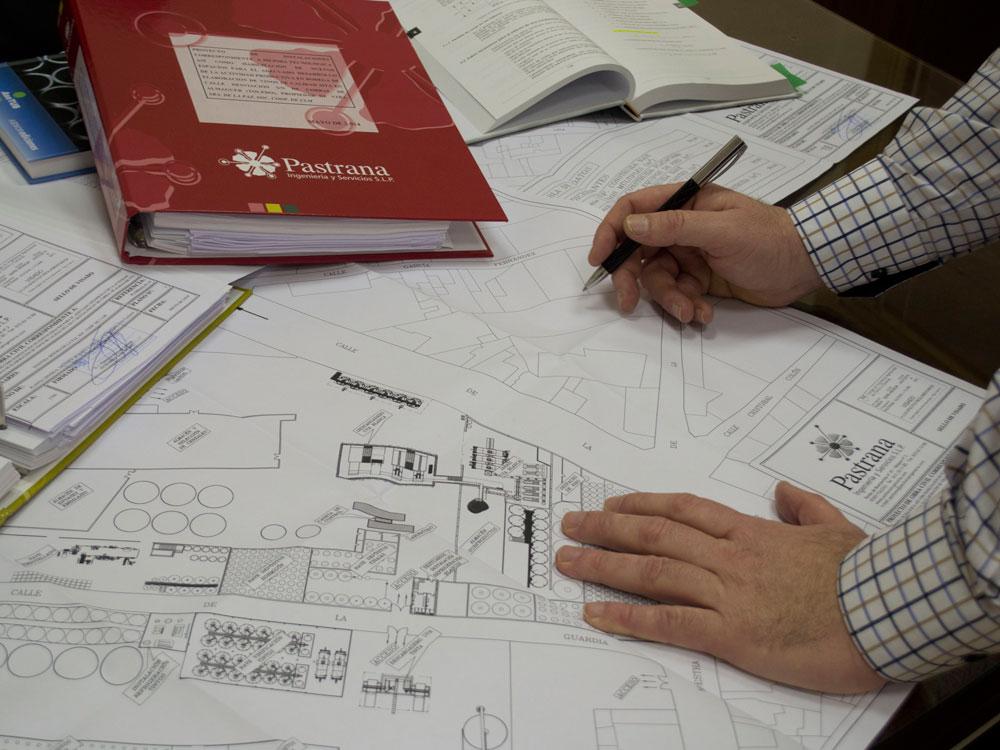 Pastrana ingenieria, redacción de proyectos