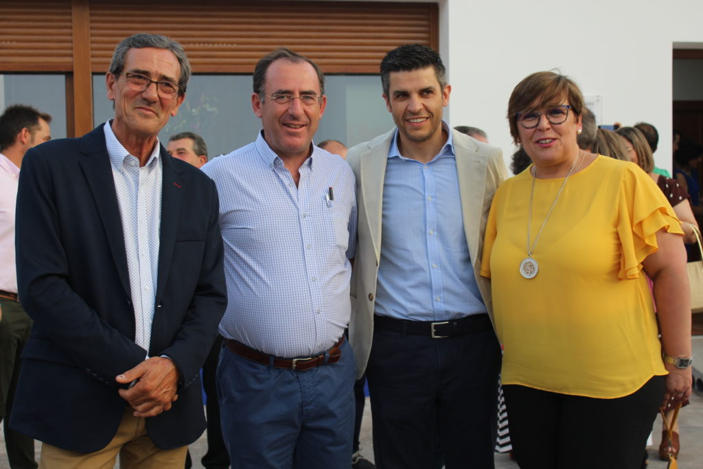 Inauguración oficinas Cooperativa Vitivinícola del Carmen