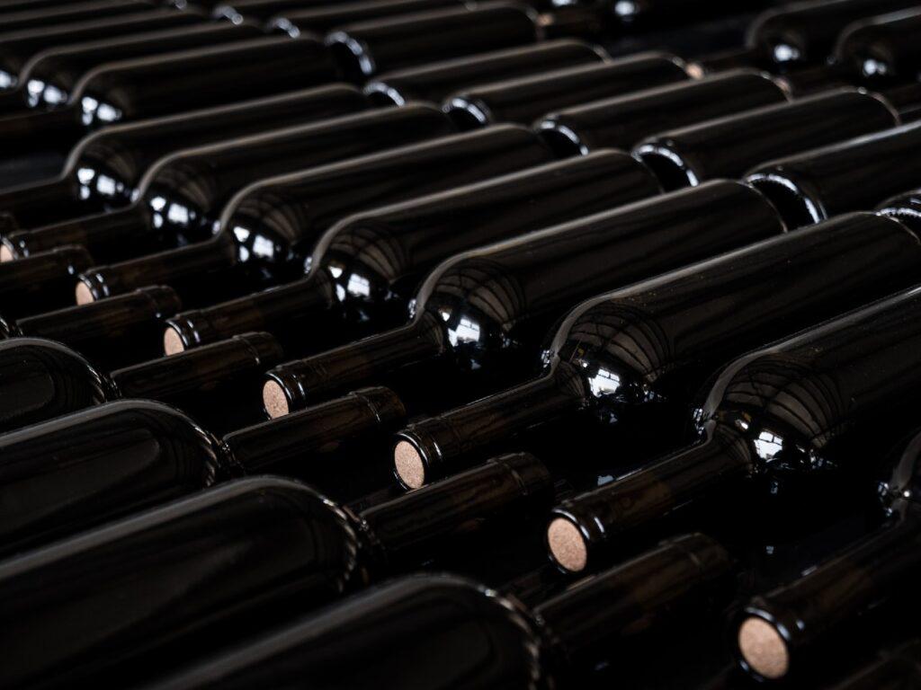 Vino, herramienta de esperanza: fabricantes de botellas de vino