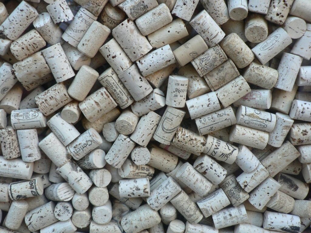 Vino, herramienta de esperanza: fabricantes de tapones de corcho